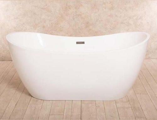 Vasca da bagno free standing Soft Design