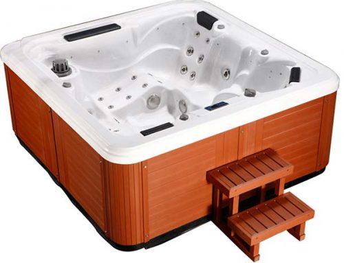 Vasca idromassaggio SPA modello Zen Eco
